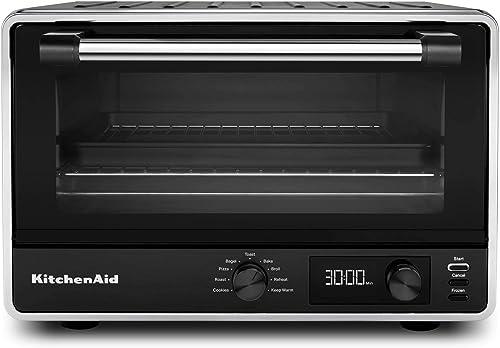 lowest KitchenAid Digital Countertop Oven KCO211BM, wholesale Black wholesale Matte sale
