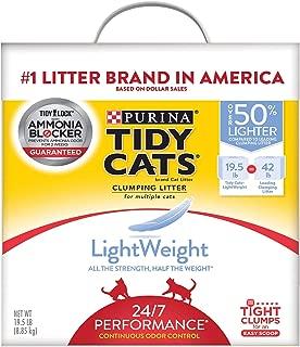 Tidy Cats LightWeight Cat Litter (19.5 lb.)