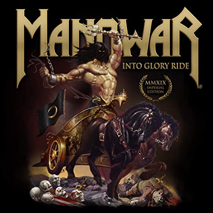 MANOWAR - Into Glory Ride Imperial Edition Mmxix (2019) LEAK ALBUM