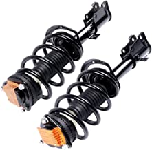 cciyu Complete Struts Shock Absorbers Fits for 2009-2017 Dodge Journey 172509 172510 Quick Struts Assembly Front Pair Struts