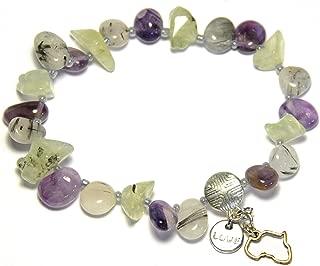 Best purple stretch bracelets Reviews