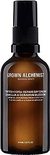 Grown Alchemist Tinted Hydra-Repair Day Cream - Camellia & Geranium Blossom Nourishing Face Moisturizer (45 Milliliters, 1.52 Ounces)