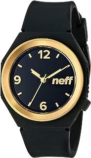 Neff Unisex Analog Display Japanese Quartz Movement Watch