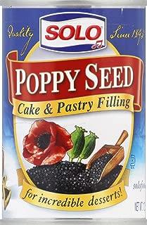 Solo Filling Poppy, 12.5 oz
