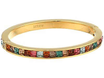 J.Crew Princess Square Hinge Bracelet (Multicolor) Bracelet