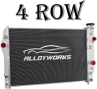 Klimoto Radiator fits Chevrolet Camaro Pontiac Firebird 1993-2002 5.7L V8 Replaces GM3010174 52458220 52466003 52466004 2353