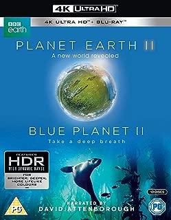 Planet Earth II & Blue Planet II 4K 2017