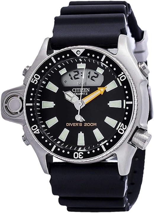 Orologio citizen aqualand jp2000-08e - orologio da polso uomo