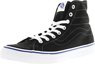 Vans Womens Sk8-Hi Decon Leather Hight Top Lace Up Fashion Sneakers