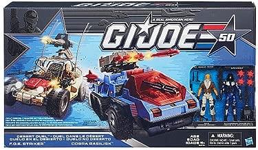 Hasbro G.I. Joe Desert Duel Vehicles with Action Figures - Exclusive