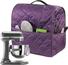 SH-RuiDu Stand Mixer Cover met Zakken Beschermende Stofhoes met Bovenhandvat voor Keukenstandaard Mixer