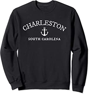 Charleston SC Sweatshirt South Carolina Nautical Theme Shirt