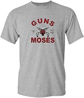 guns n moses t shirt