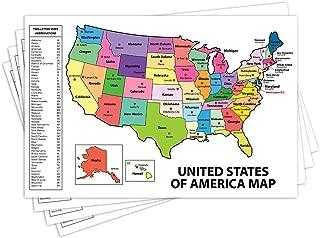 bath usa map