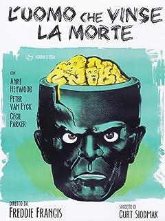 L' Uomo Che Vinse La Morte  [Italia] [DVD]