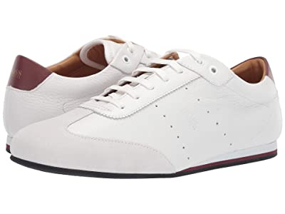 BOSS Hugo Boss Lighter Low Profile Leather by BOSS (White) Men
