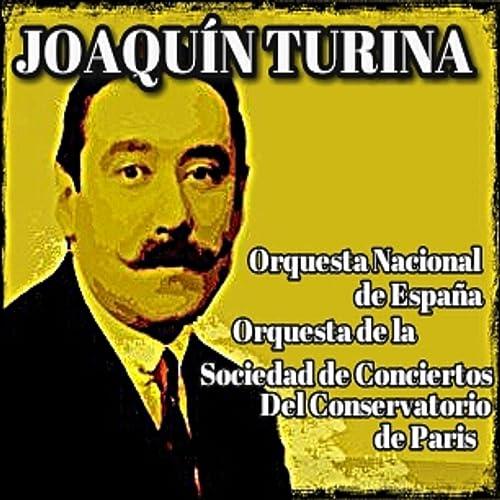 Joaquín Turina de Orquesta Nacional de España & Orquesta de la Sociedad de Conciertos del Conservatorio de Paris en Amazon Music - Amazon.es