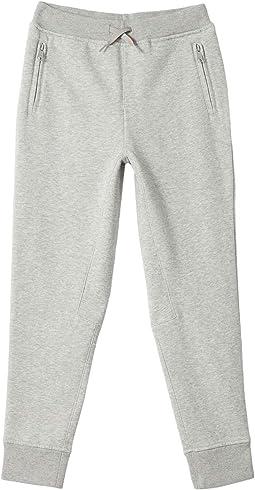 Slim Fit Zip Pocket Sweatpants (Toddler/Little Kids/Big Kids)