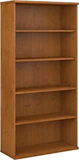 natural cherry bookcase