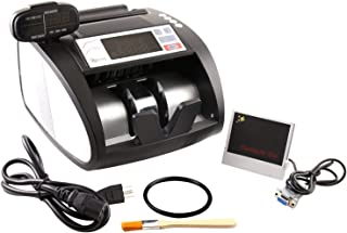 G-Star Technology Money Counter With UV/MG/IR Counterfeit Bill Detection (Elite)