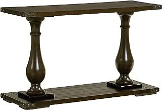 Standard Furniture 29256 Pierwood Console Table, 50