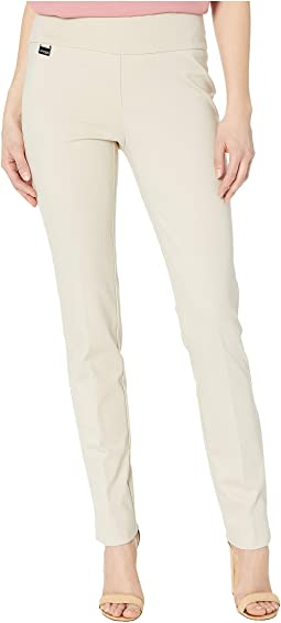 Kathryne Fabric Slim Pants