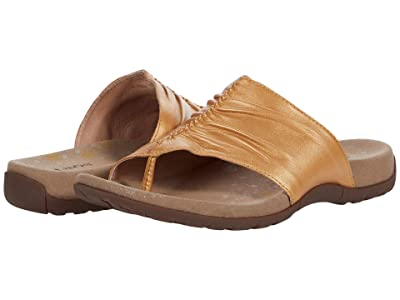 Taos Footwear Gift 2 (Sun Gold) Women