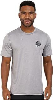 Rip Curl Men's Aggrolite Surf Shirt Short Sleeve Rashguard