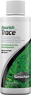 Seachem Flourish Trace Suplemento para Plantas de Acuario–Paquete de 25x 100ml