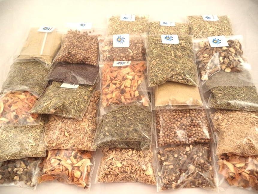 なる巨大先行するSacred Tiger 35?HerbsサンプラーキットMetaphysical、ウィッカ、Pagan、Culinary、茶、Ritual
