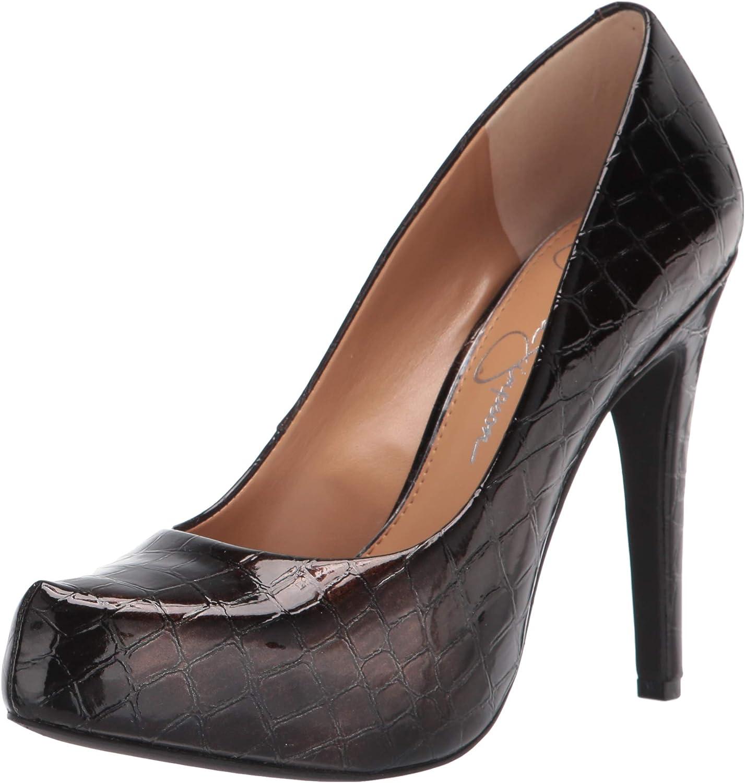 Daily bargain sale Jessica Simpson Women's Parisah Heel Pumps Stiletto Platform Seattle Mall