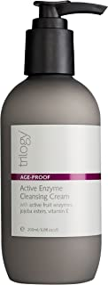 Trilogy Age-Proof Active Enzyme Cleansing Cream, 6.8 Fl Oz