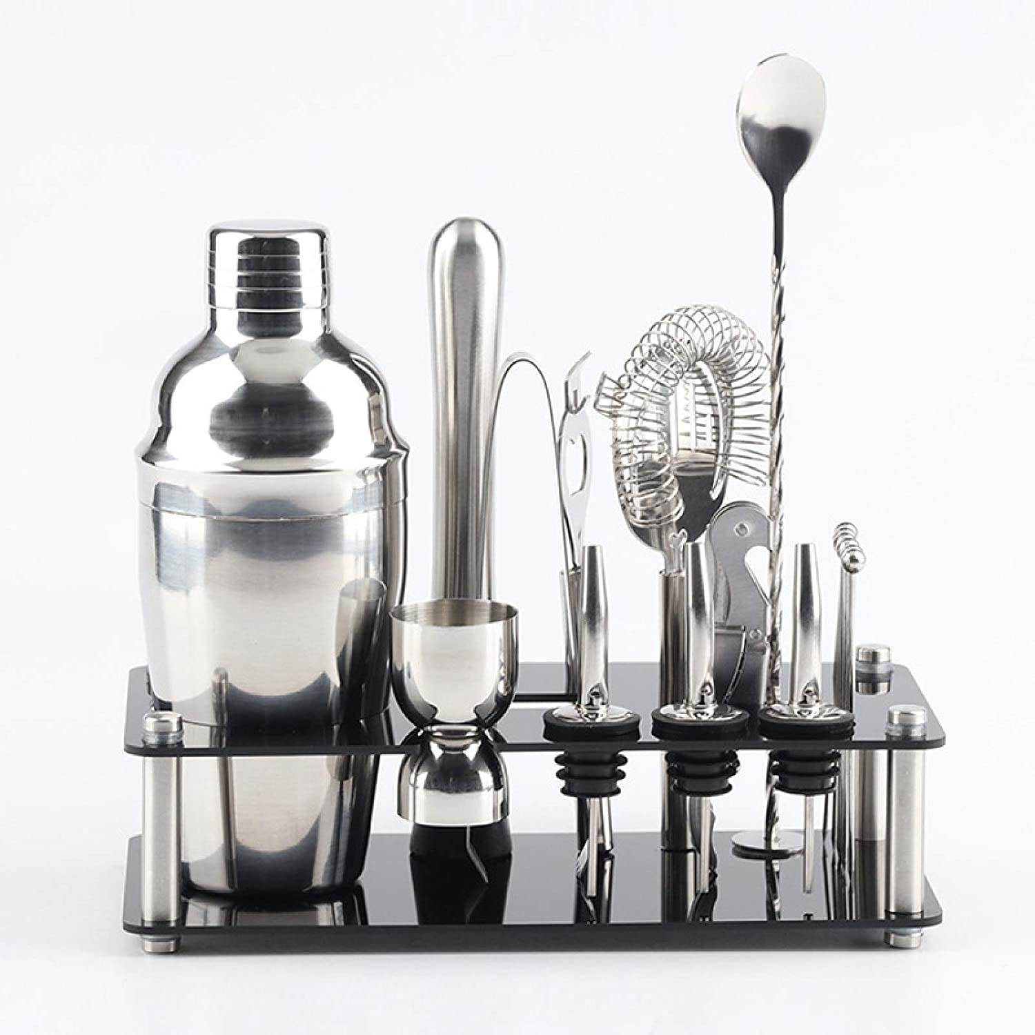Max 43% OFF Safety 18 in 25% OFF 1 Cocktail Shaker Setwith Capa Mount Acrylic Tools