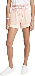 Free People Women's Olivia Paperbag Shorts