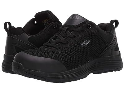 Keen Utility Sparta Aluminum Toe (Black/Black) Women