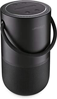 Bose Portable Smart Speaker with Alexa Voice Control Built In, Black