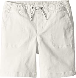 Stretch Twill Pull-On Shorts (Toddler/Little Kids/Big Kids)
