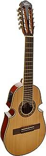 Oscar Schmidt オスカーシュミット OQ40SE Acoustic-Electric Latin Cuatro with Bag アコースティックギター アコギ ギター (並行輸入)