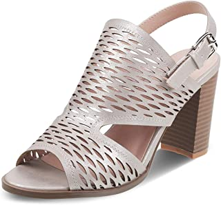 tresmode Women Fashion Sandal   Footwear Block Heel Sandals for Girls