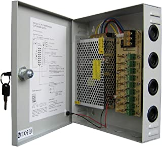 صندوق مزود الطاقة 12فولت 20 امبير