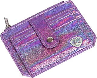 FENICAL Pink PU Women's & Girl's Card Holder (19485478782224)