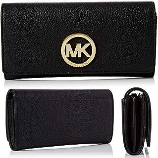 Michael_Women's Fulton Carryall Leather Wallet Handbags