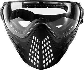 Conception l/ég/ère D/éfense ext/érieure Brouillard Apportez des Fans Masque antigaz Masque int/égral CS Champ Squelette Humain Fans de larm/ée Masque d/équitation Couleur: Noir