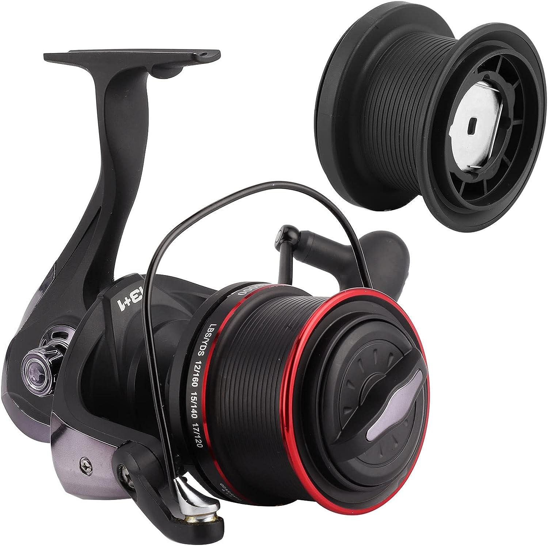 01 Fishing Reels Spinning Reel Great interest Metal Ranking TOP2 W 13BB+1RB Bearing