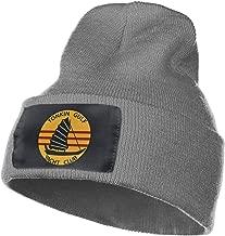 DSfriend Tonkin Gulf Yacht Club Mens Womens Knit Fold Over Beanie Hat Skull Cap
