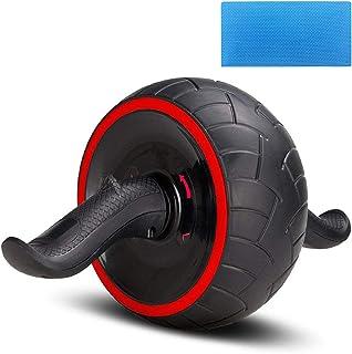Jasonwell Ab Wheel Roller Abdominal Exerciser Pro Fitness Ab Workout Machine Abdominal Wheel Exercise Equipment Home Gym C...