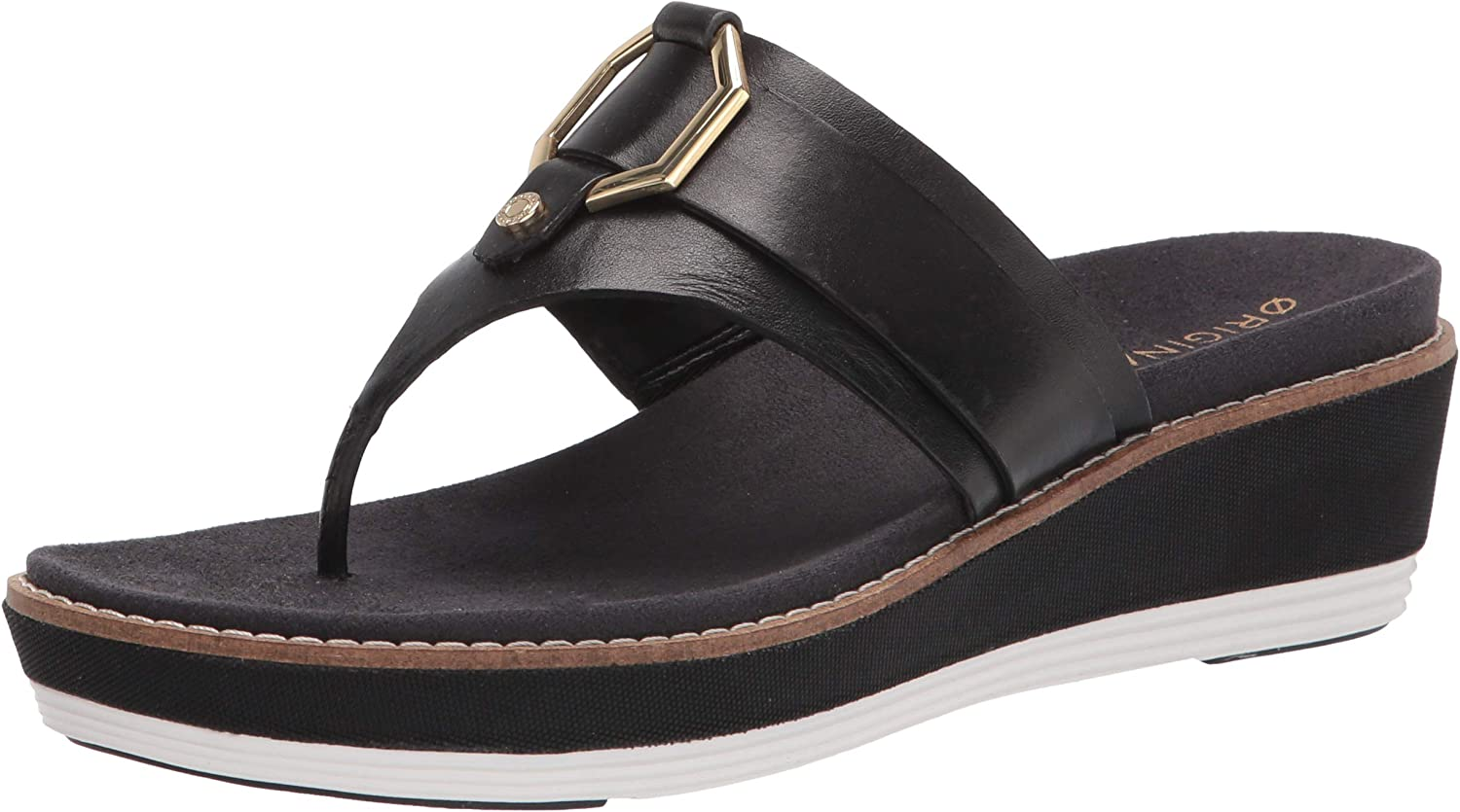 Cole Max 79% OFF Courier shipping free Haan Women's Originalgrand Thong Wedge Flatform Sandal