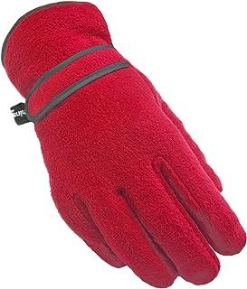 Mujer Suave Y Cálida Thinsulate guantes de forro polar con