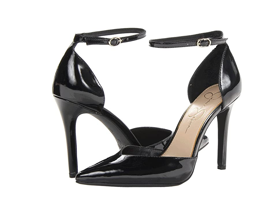 Jessica Simpson Cirrus (Black) High Heels