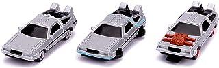 Jada 253251002 Back to The Future Nano 3 Pack